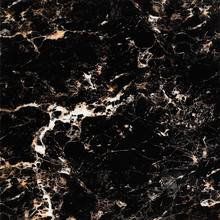 Black Micro Crystal Stone Flooring Tile