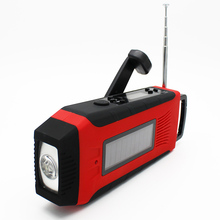 Solar hand crank fm radio station equipment for sale