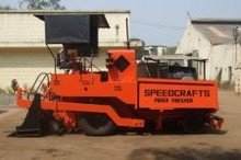 Asphalt Paver Finisher for Road Construction Machine
