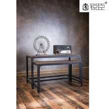 retail hot sale display table for clothing shop interior display