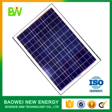 Very useful pv module factory sale solar panel 100wp
