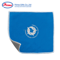 Custom Logo Printed Microfiber Lens Cleaning Cloth for Sale
