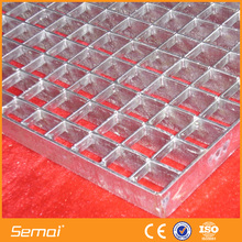 High Quality serrated galvanized grating/steel grid mesh (Professional Manufacture in China)