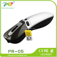 Hot selling New wireless USB ppt presenter laser pointer from China factory PR-05