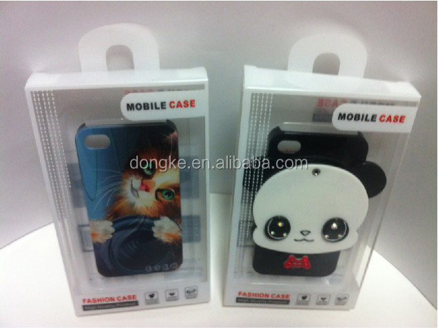 Plastic Retail Package Packaging Box For Iphone 6 And Iphone 6 Plus