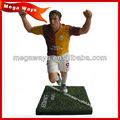 Lifelike resin sport figure for collection