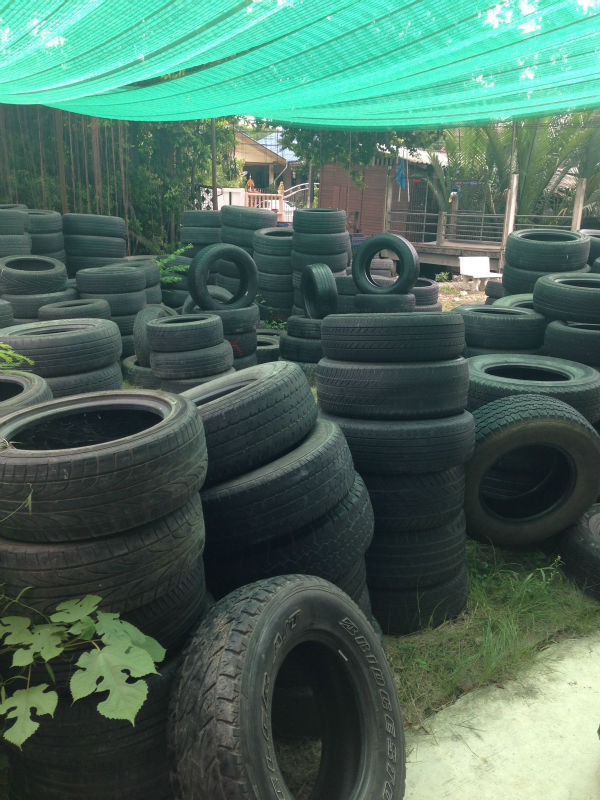 "Used Car tires for small car good Quality 15""-16"""