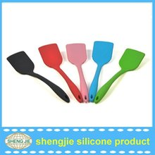 Eco-friendly heatproof silicone Turner/cookware