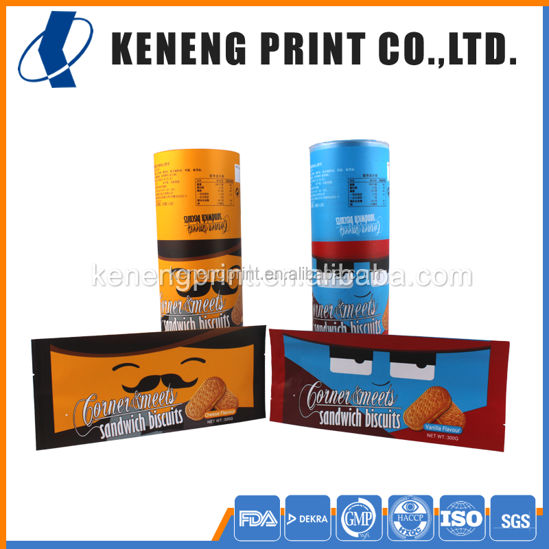 Accept Customized Order Rotogravure Printing Food Packing