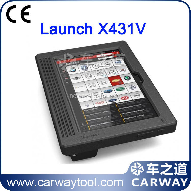 Car scanner tool engine analyzer for BMW Launch X431 V diagnostic tool pad x431 V for BMW