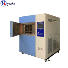 Cold hot thermal shock climatic test chamber for rubber Free Inspection