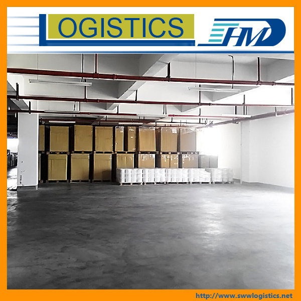 warehouse storage service in China Shenzhen