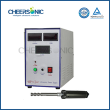LUIP400 industrial ultrasonic Nanoparticle dispersion reactor