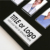 Clear custom acrylic wall mounted acrylic employee photo & picture board