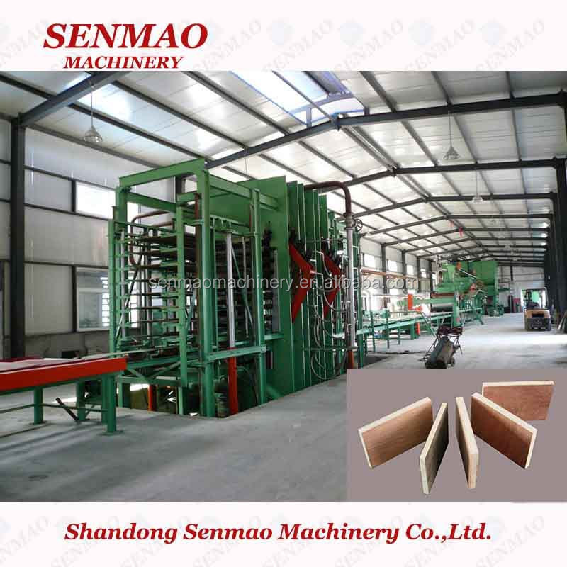 annual output 10000-150000cbm complete particle board plant/complete particleboard production line/wood-based pannel machinery