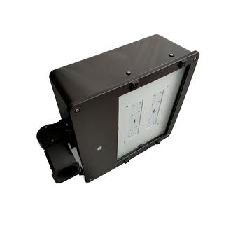 Stadium shoe -box flood light 400 watt metal halide flood light