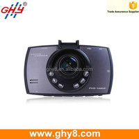 Portable DVR With 2.7inch TFT LCD Screen Driving Video Recorder 1080p G-Sensor Camcorder G30