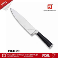 hot sell forged handle stainless steel chef knife