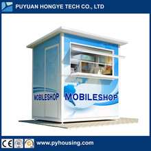 Hot Selling Detachable Movable Shops For Furniture Design For Mobile Shop