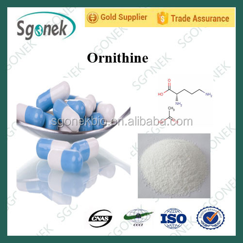Factory supply price Ornithine 59-67-6