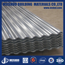 Cheap corrugated steel sheet for roof & wall