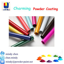 heat resistant colorful metallic powder coating spray paint