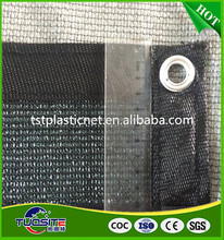 popular virgin HDPE fence screen windbreaker net for playground