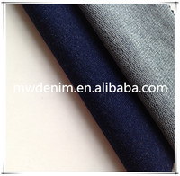 MW Indigo French Terry Knit Denim china top ten selling products