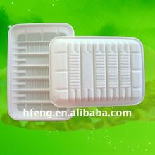 food tray/disposable/biodegradable/sushi tray