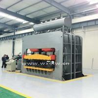 New type slide rail moulding block engine