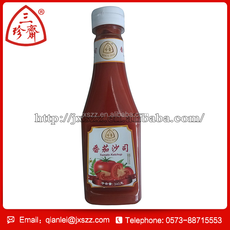 made in china preservatives for tomato ketchup