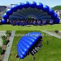 Custom Tent And Hot Selling Tent Inflatable Pavilion P2011