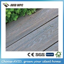 WPC Co-extruded capped composite decking