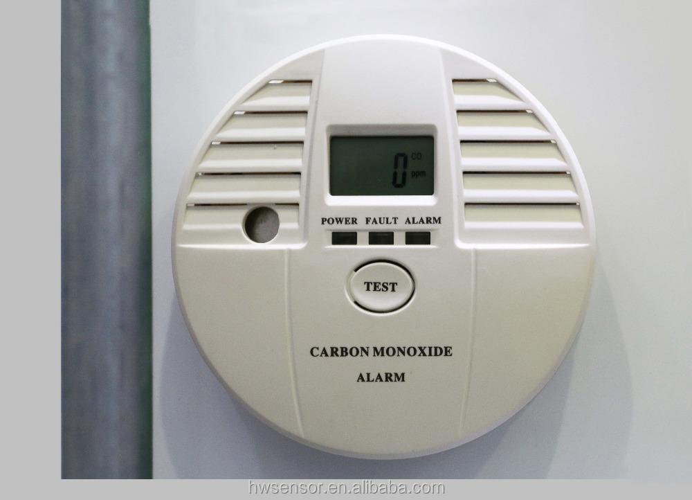 Economico co allarme domestico di allarme venus monossido - Detector co2 domestico ...