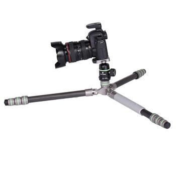 Sunrise new arrival Freyr254CT Unique Professional Carbon fiber tripod ,tripod stand for dslr