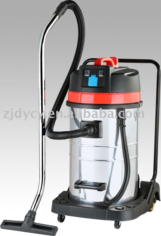 Auto wet and dry vacuum cleaner ZD98A 80L