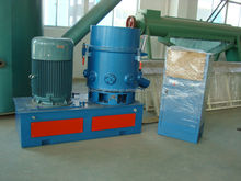 CE/SGS approved GHX-300 waste plastic films compactor