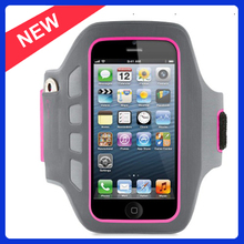 Hot sale sport mobile phone armband for iPhone 5 armband for running cell phone armbands Factory sale
