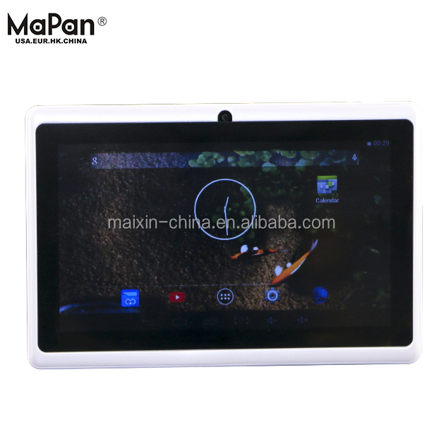 "OEM factory price MaPan android tablet 7"" download google play store supply sample android without sim card"