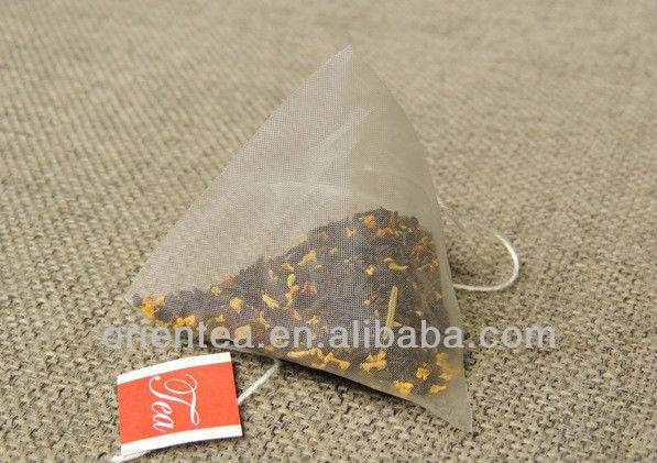 osmanthus flower black tea bag