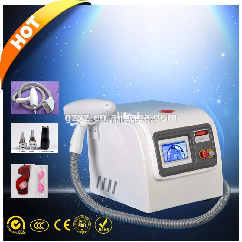 New product 1024nm 532nm wavelength laser eye surgery machine for eyebrow tattoo removal