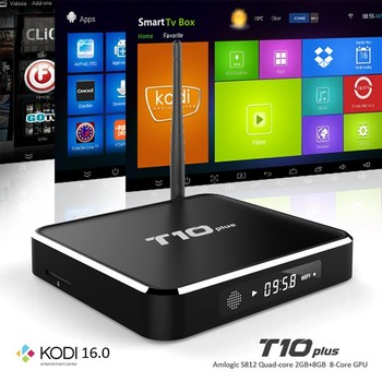 1CHIP Latest Android TV Box T10 Plus 2GB 8GB 4K S905 Android 5.1 Amlogic s905 TV Box