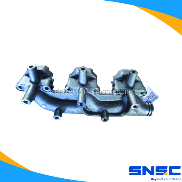 Weichai WP10 ,WP12 , CNG engine spare parts-612600116748 exhaust manifold
