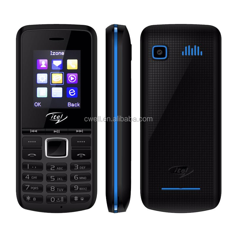 itel it5600 1.77 Inch Big Battery 2500mAh Feature Phone Low Price China Mobile Phone In Stock MOQ 100pcs
