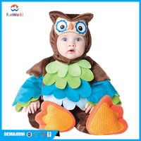 New professional halloween animal cosplay costume for baby