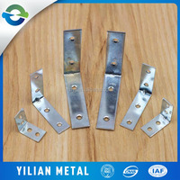 triangle corner reinforcing bracket,Steel with zinc plated finish from 20*20MM to 100*100MM