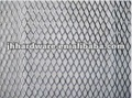 V-ribbed expanded metal lath