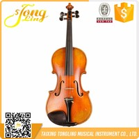 Colorful Popular Factory Supply 4/4 Violin In Guangzhou