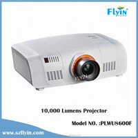 Multimedia 3lcd 10000 Lumens Large Outdoor Projector 1080P WUXGA 3D Video Mapping proyector