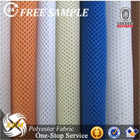 High quality 100 polyester micro mesh fabric